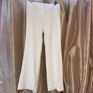 White trousers ~ The Limited